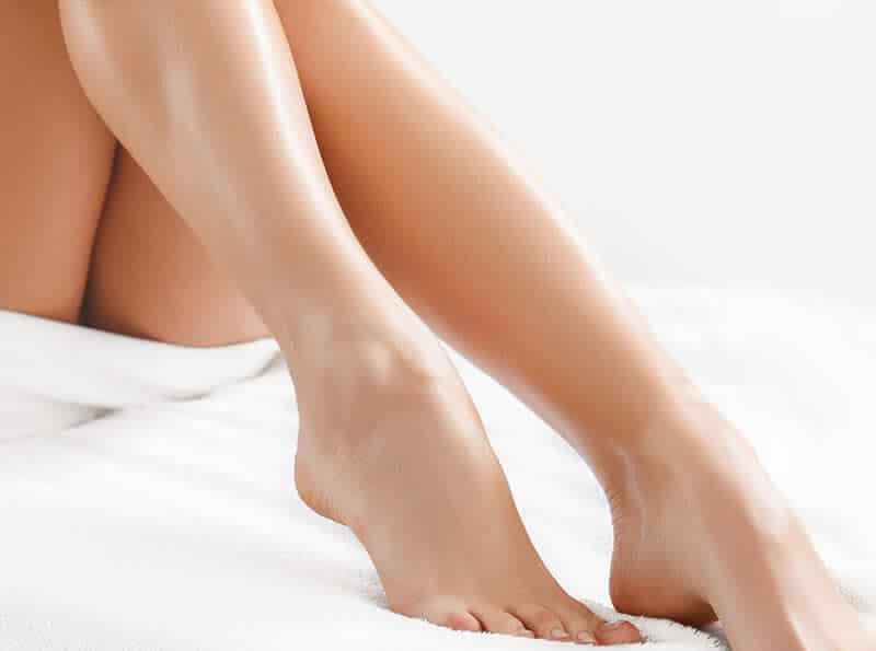 jambes epilé angels esthetique